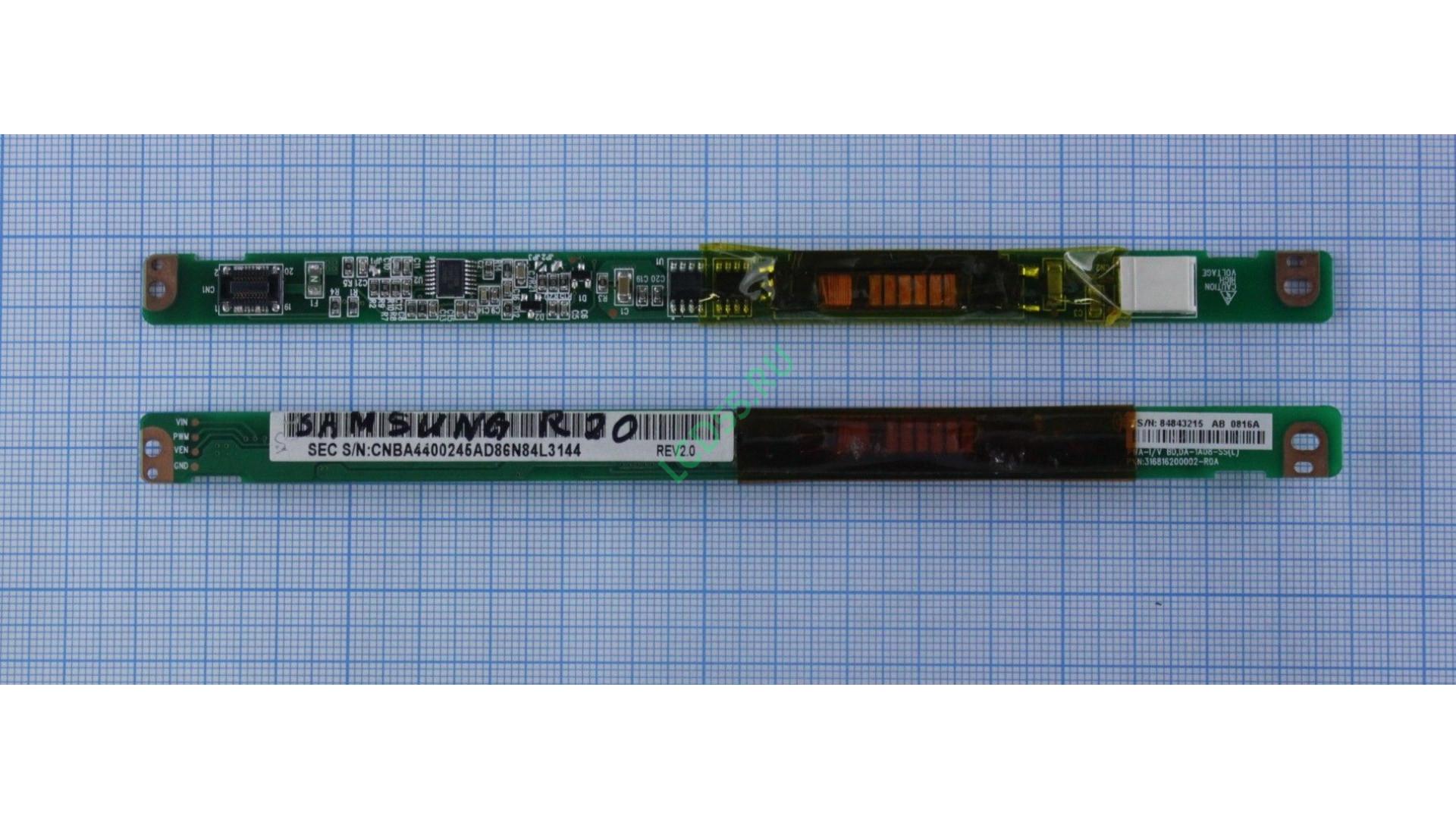 Инвертор Samsung R18, R20, R25, Q34, Q40