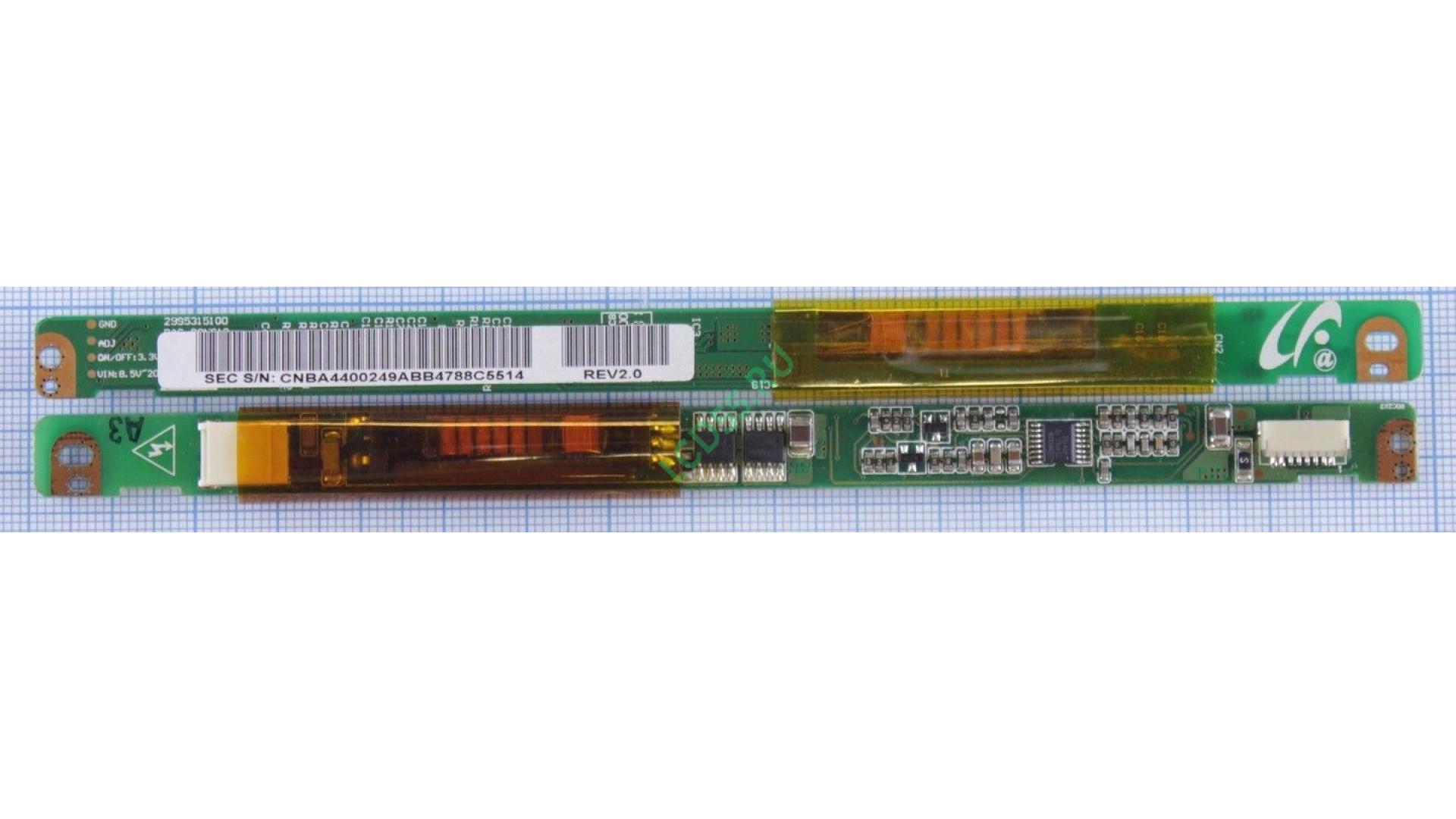Инвертор Samsung R60, R70, P460, R505, R403, R408, R410, R455, R460