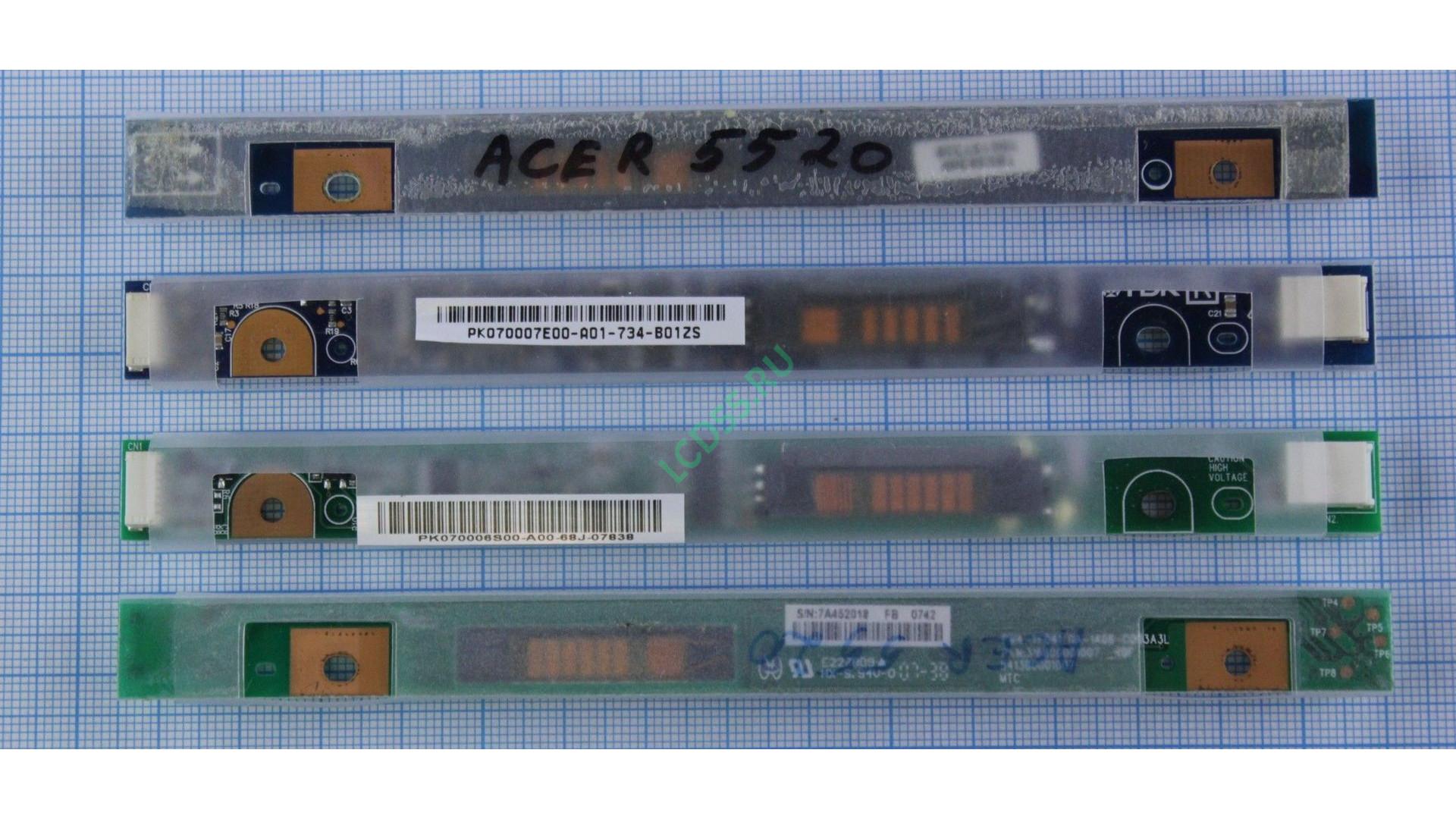 Инвертор Acer aspire 3690, 5680, 5520, 5100, 5110, HP 530, Compaq G7000, C500, C700