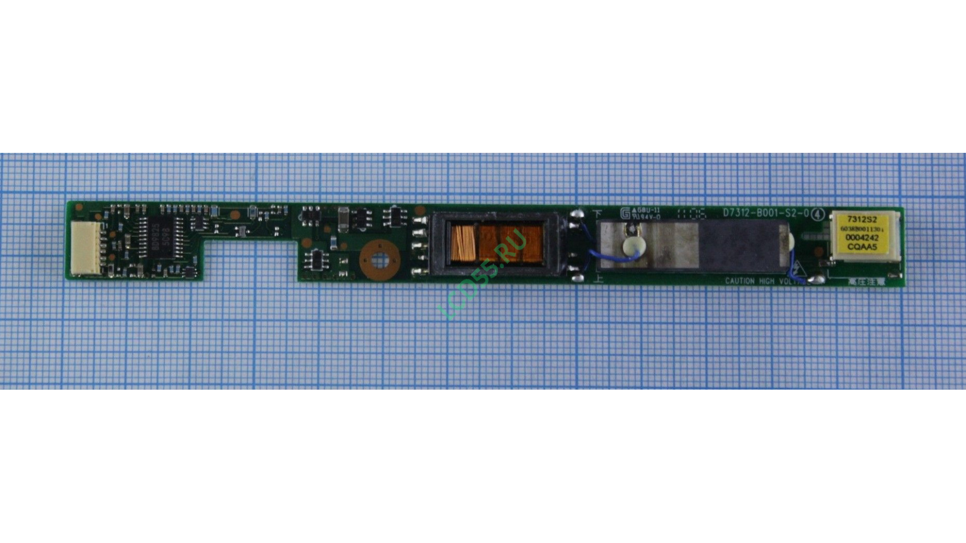 Инвертор Toshiba Satellite A100, M45, M40, Tecra A4, A7