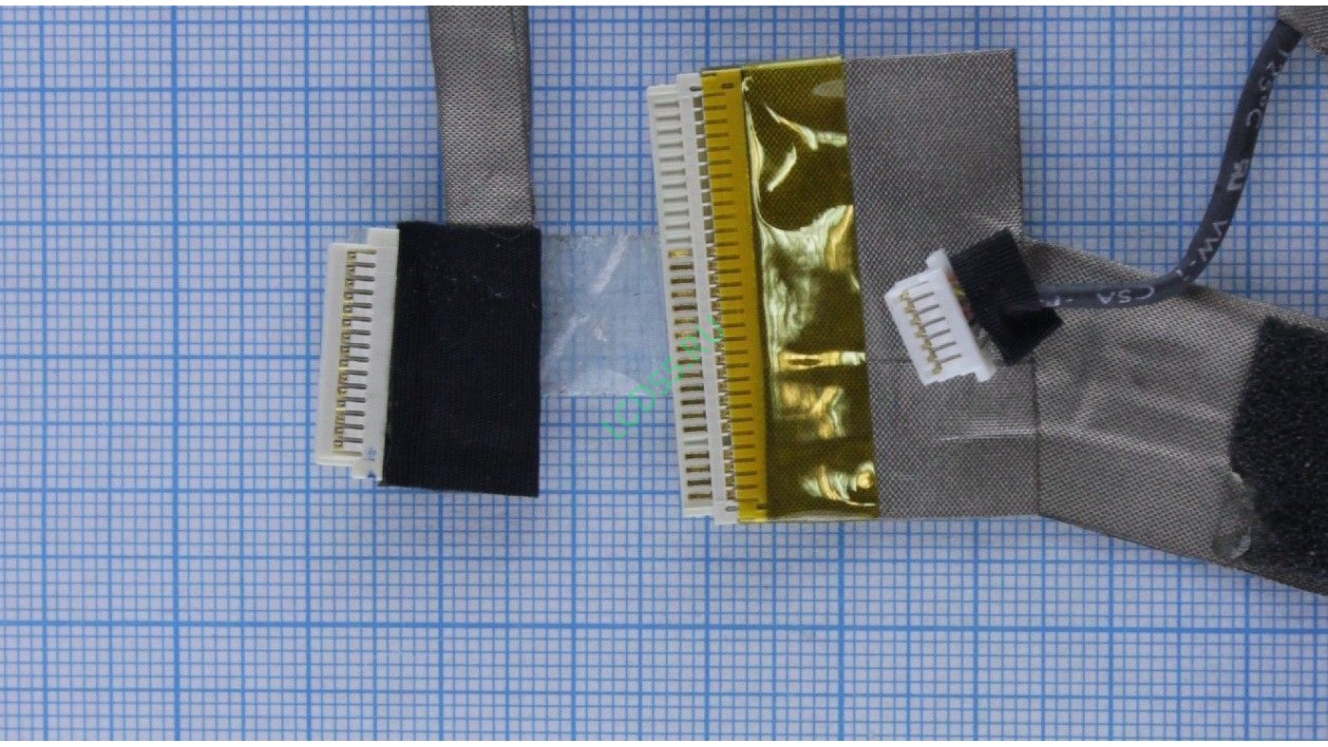 Шлейф матрицы Toshiba Satellite M55 б/у