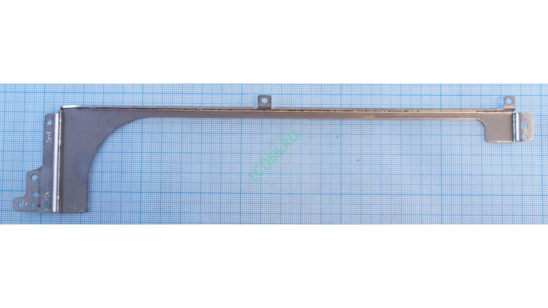 Брекет левый Asus X51 (13GNKC30M03X-1)