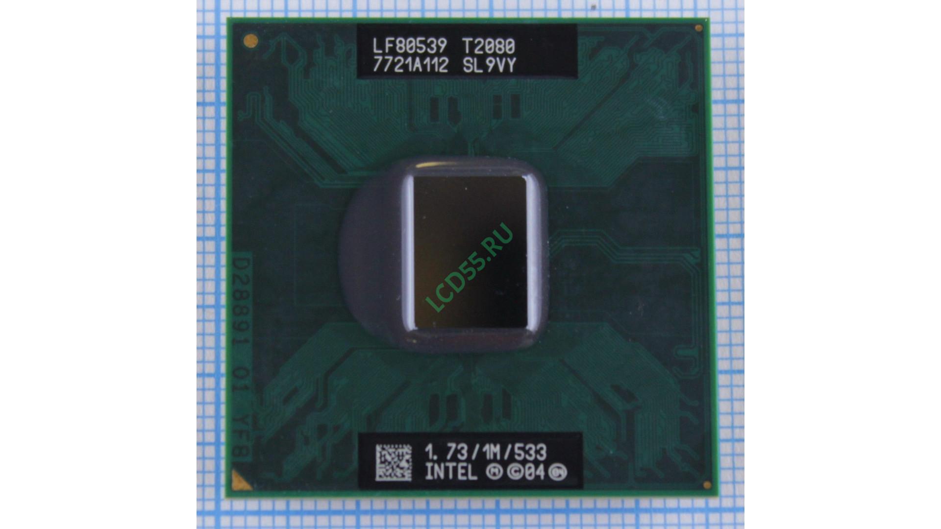 Intel T2080 SL9VY