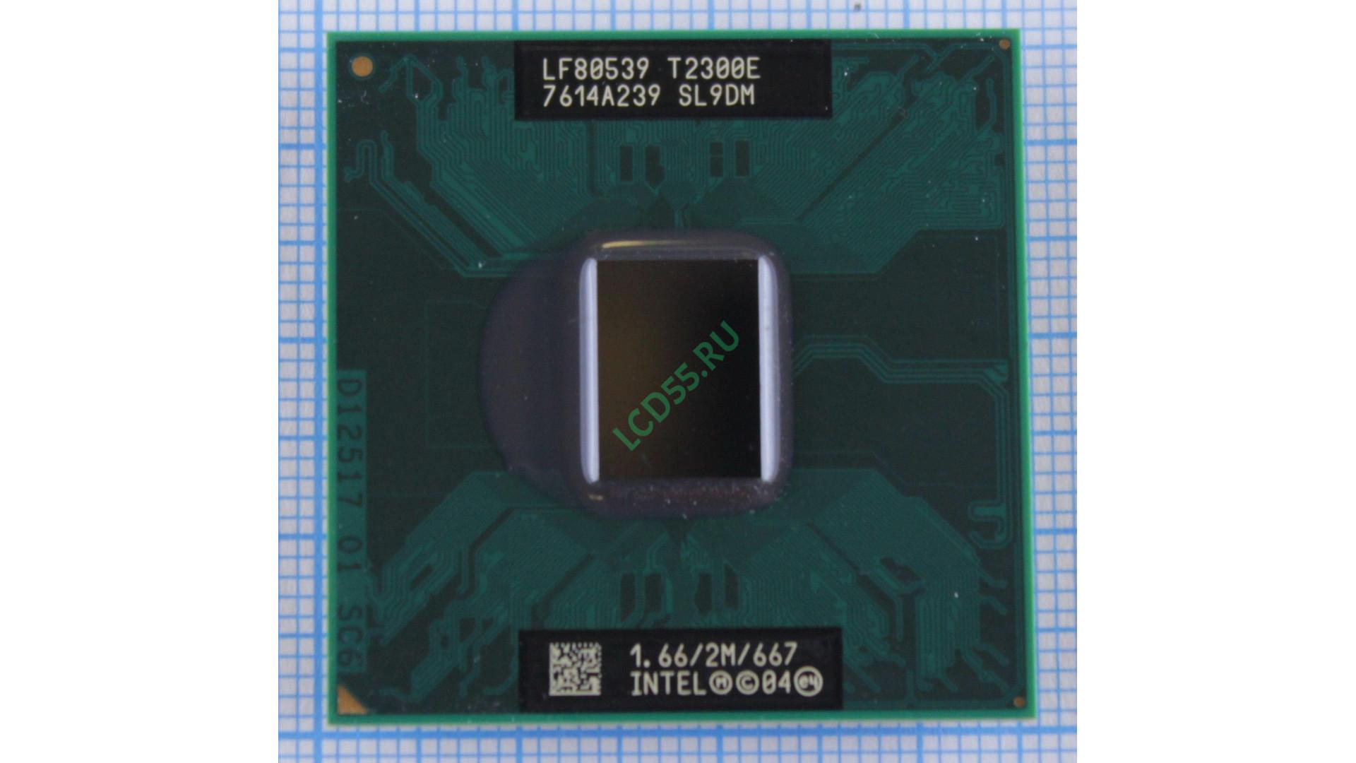 Intel T2300E SL9DM