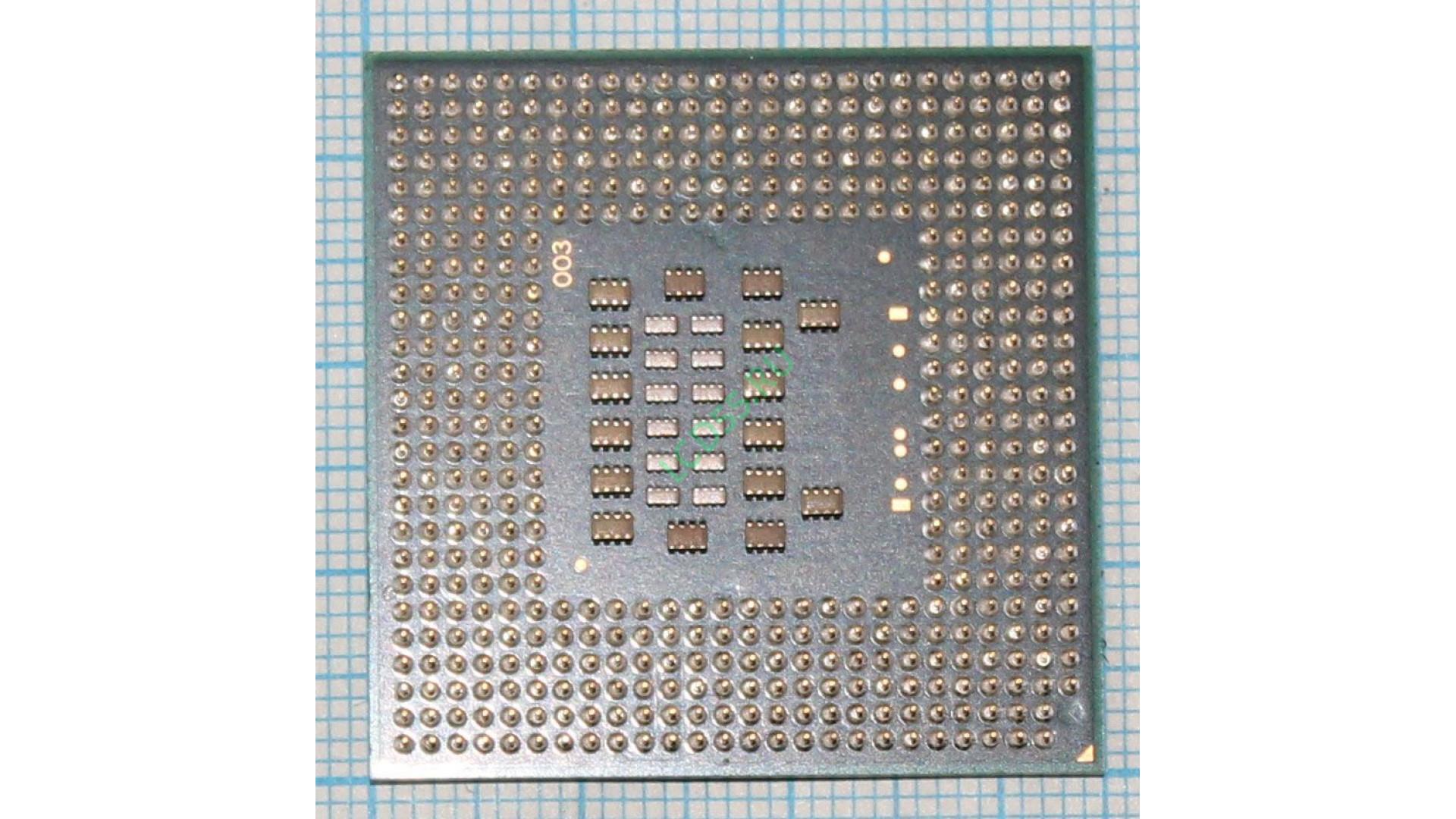 Intel T2400 SL8VQ