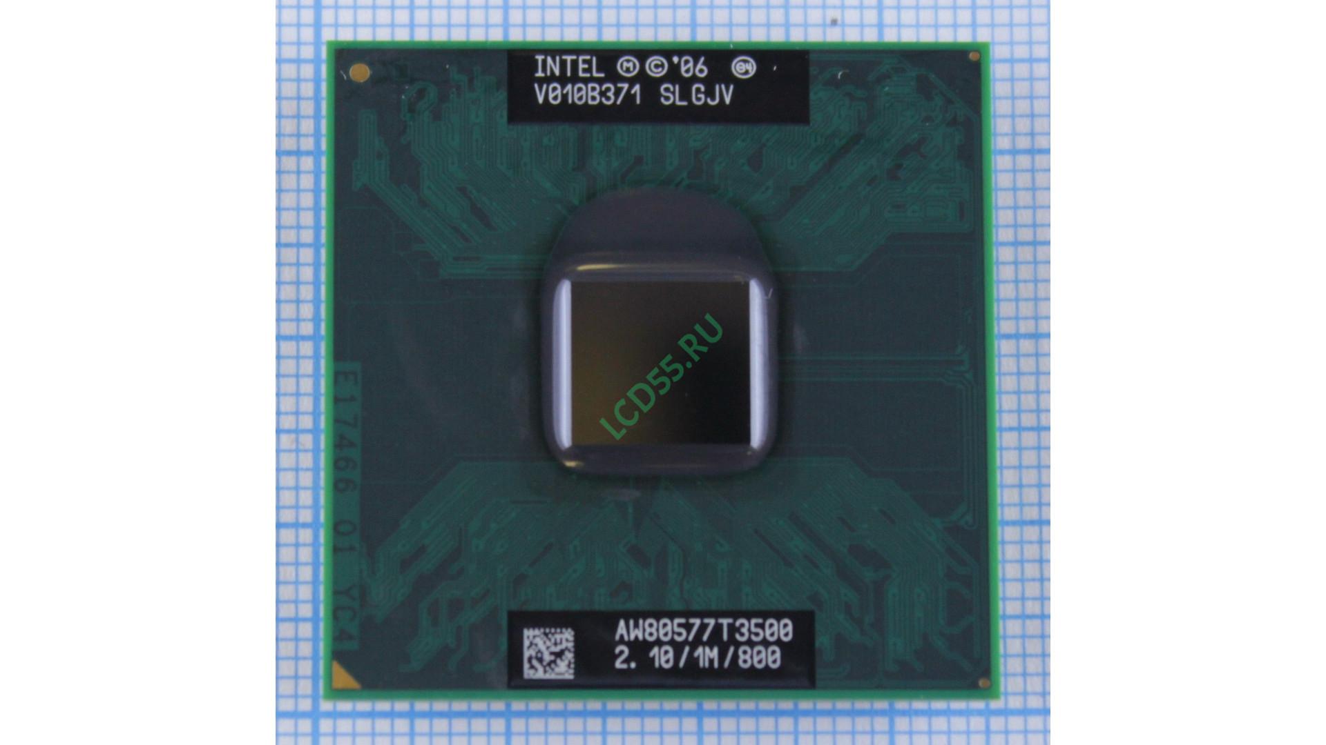 Intel T3500 SLGJV