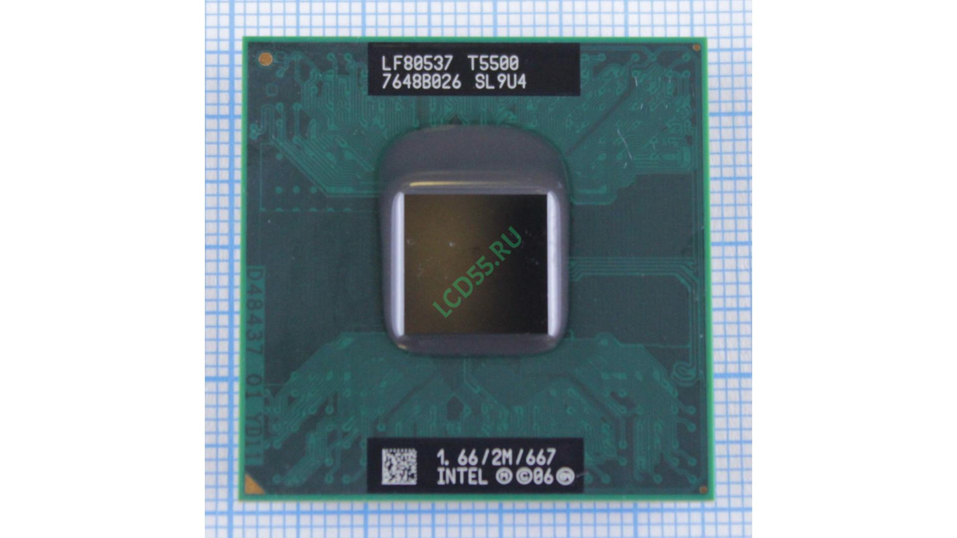 Intel T5500 SL9U4