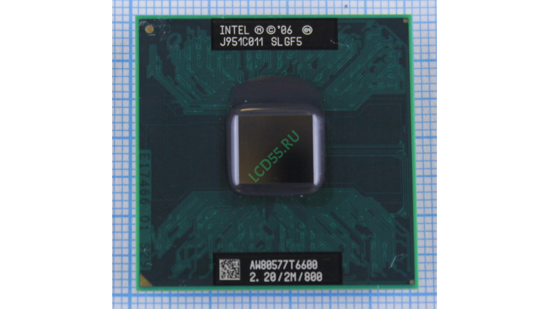 Intel T6600 SLGF5