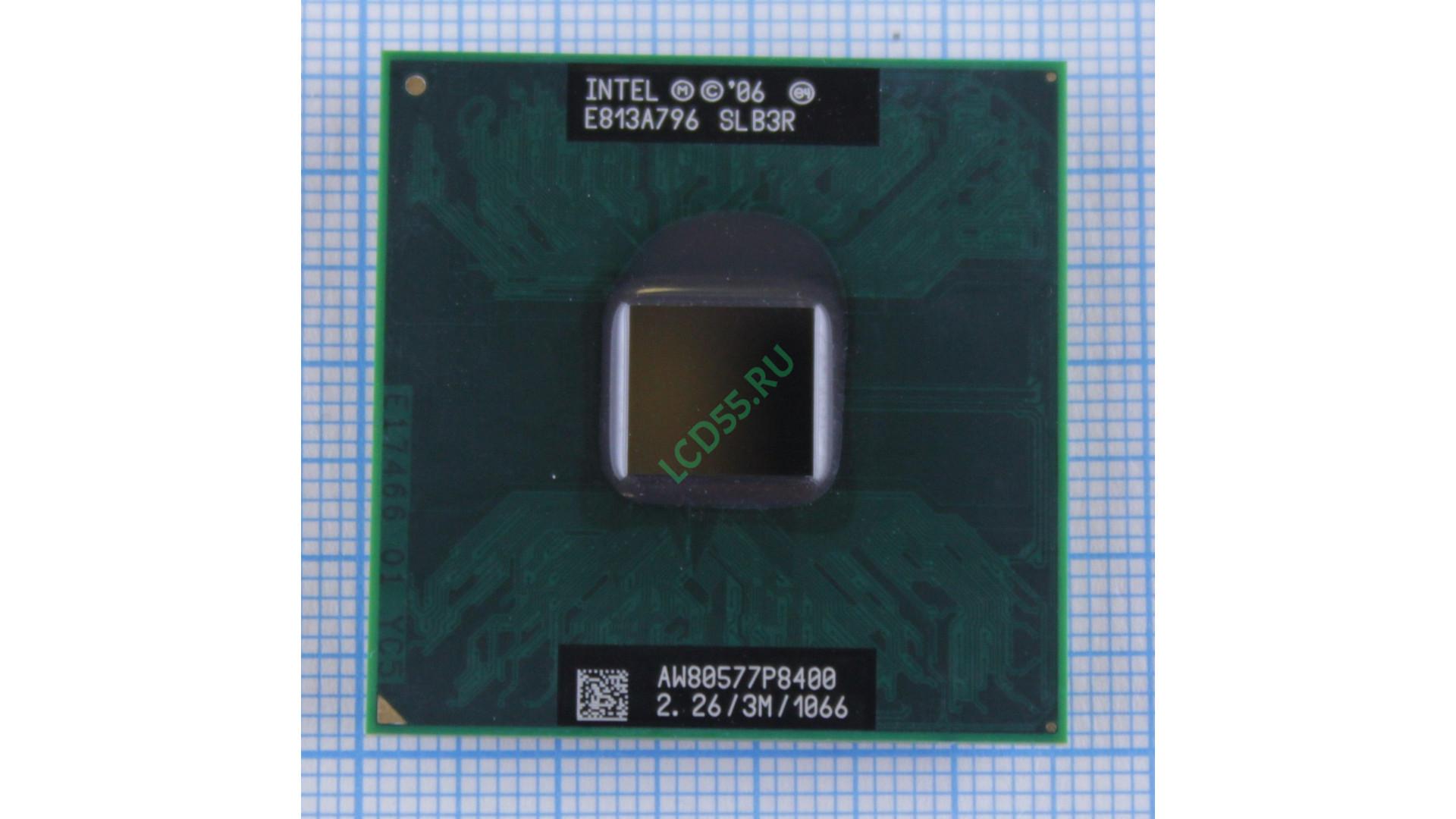 Intel P8400 SLB3R