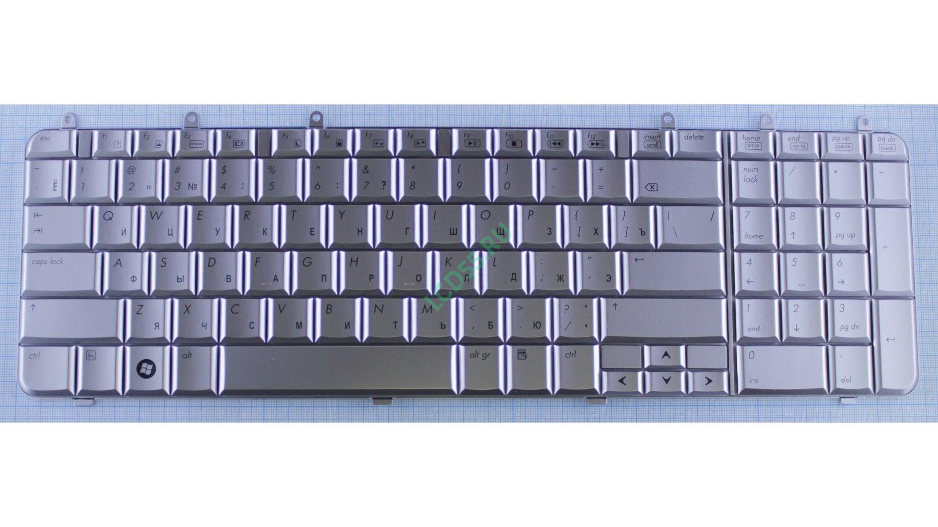 Клавиатура HP Pavilion DV7-1000