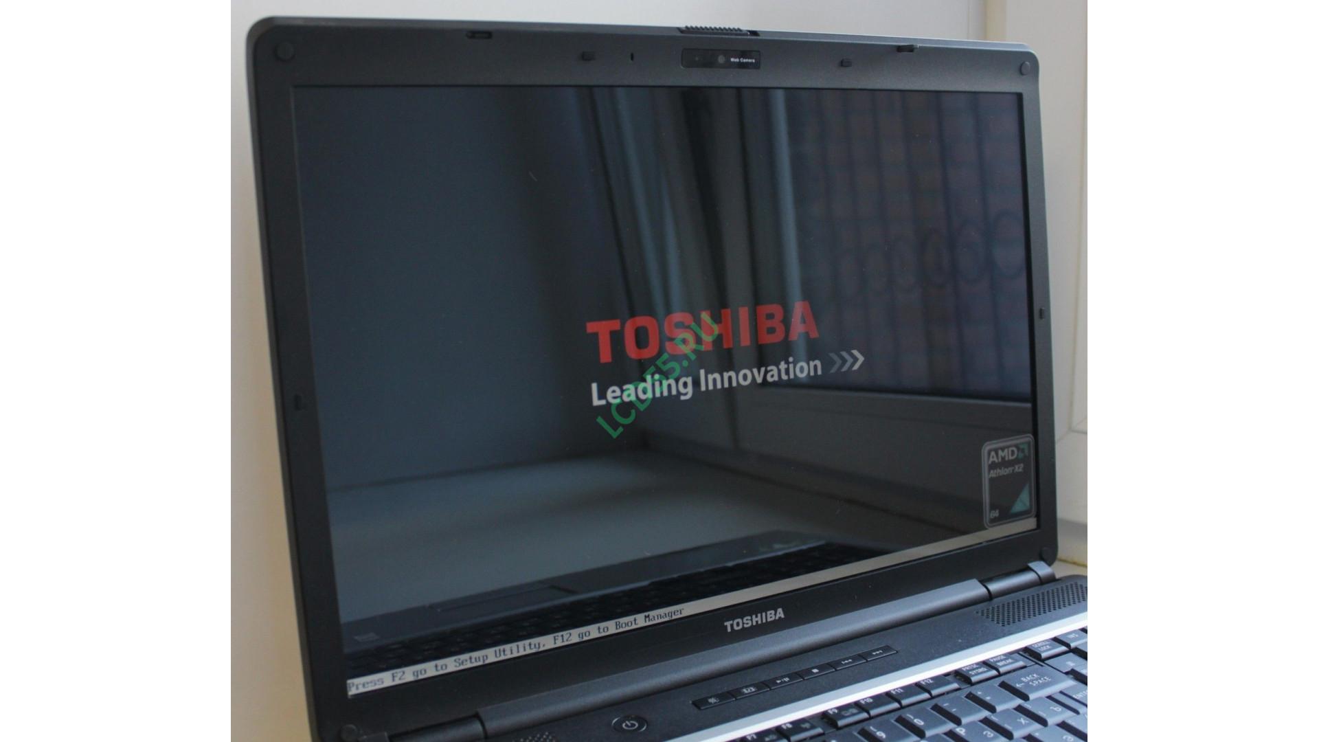 Ноутбук Toshiba Satellite L350D-10X б/у