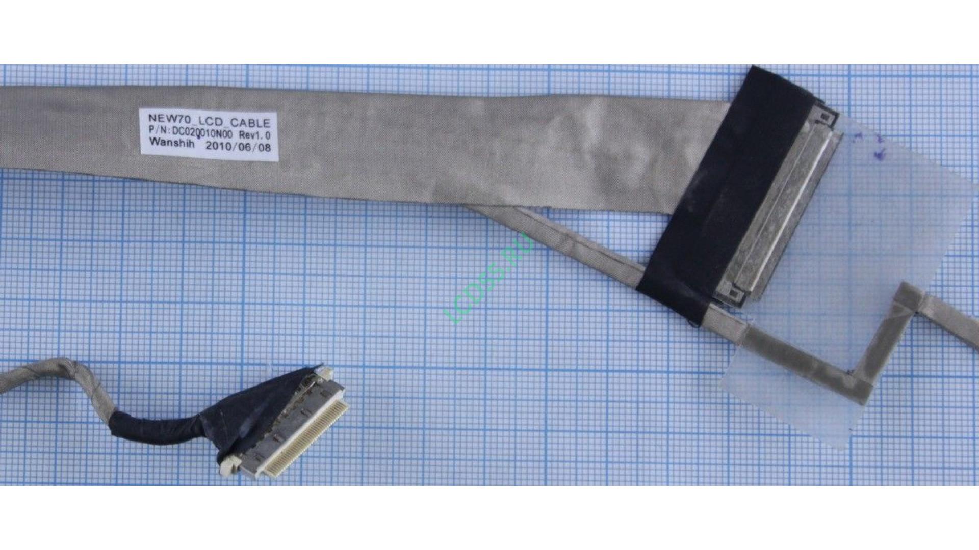 Шлейф матрицы Acer Aspire 5741, 5552, 5252, 5736, 5551, E1-571G, Packard Bell NV59C, NV53, 5350, 5336, 5733, eMachines E442, E640