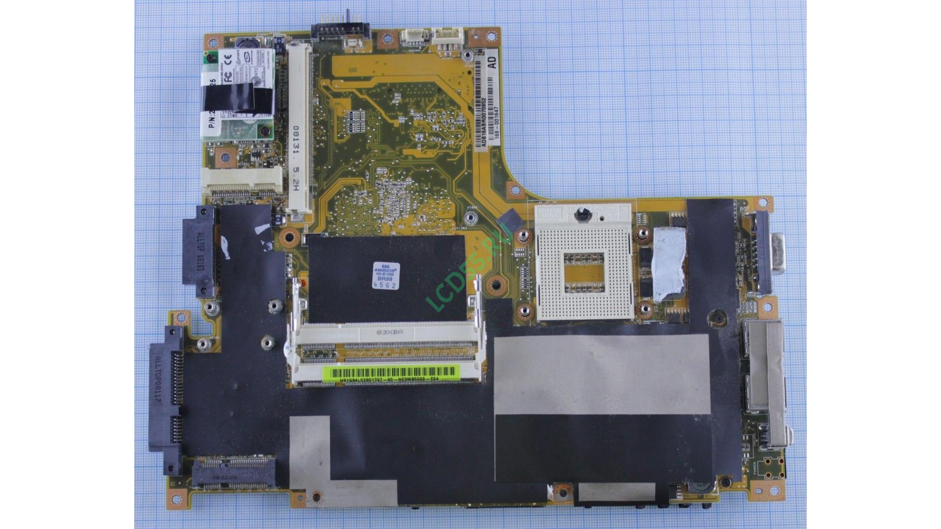 Материнская плата Lenovo IdeaPad Y510 (15303)