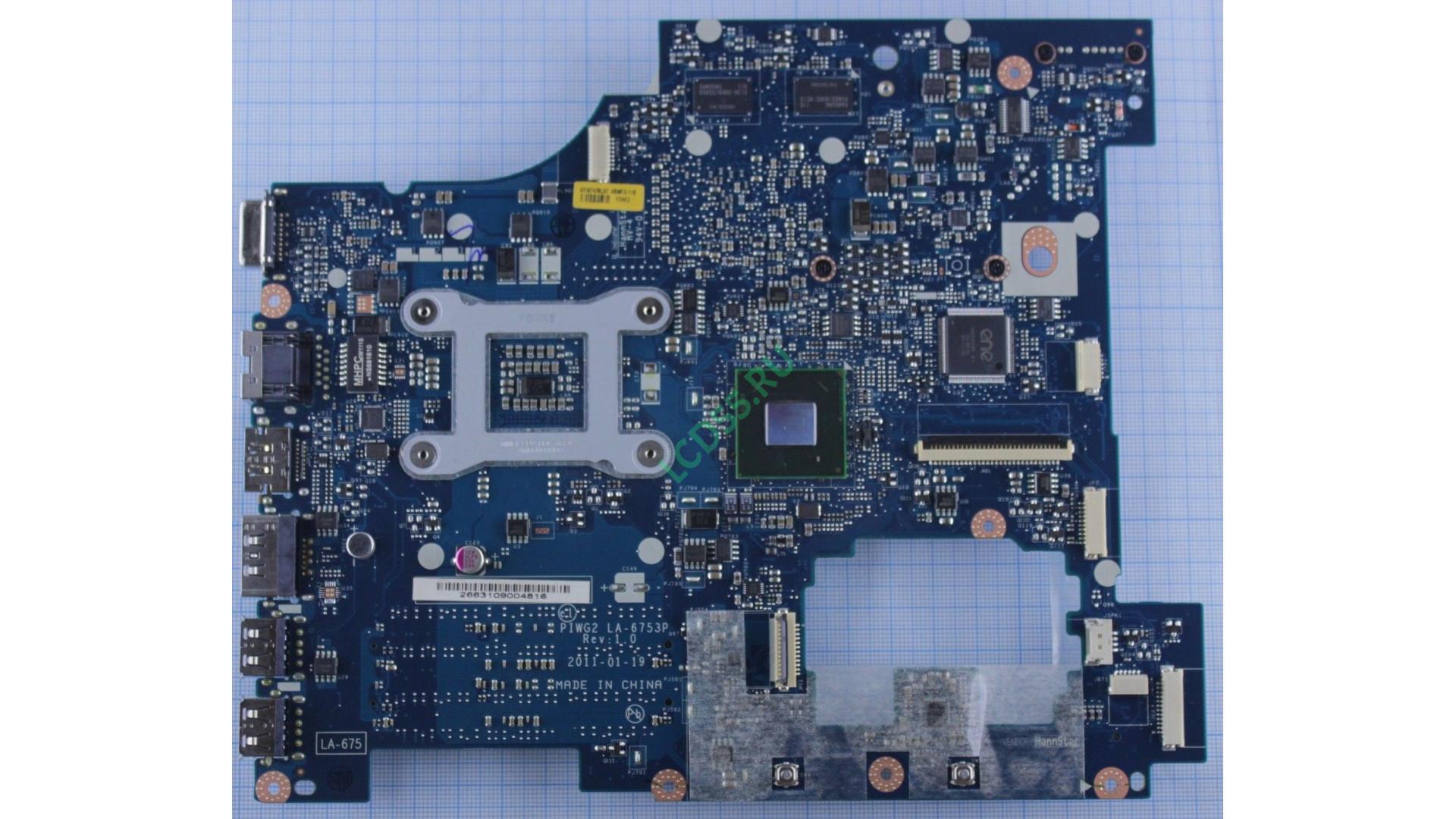 Материнская плата Lenovo G570