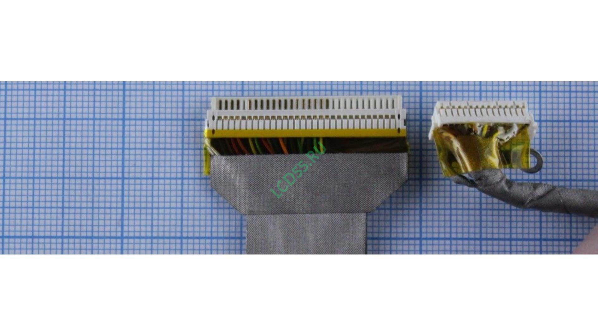 Шлейф матрицы Asus X51, X58, T12R, Packard Bell EasyNote MX37