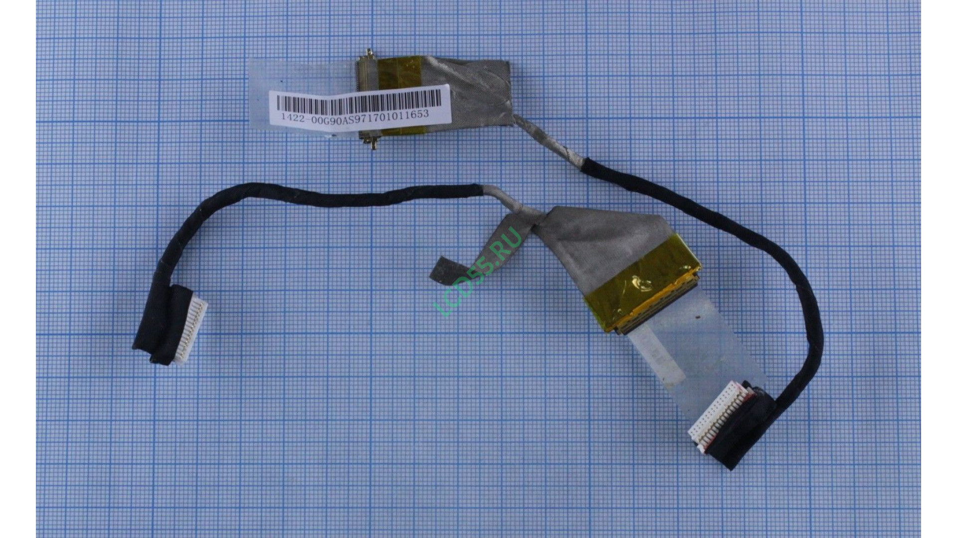 Шлейф матрицы Asus K40, K50, X5DC