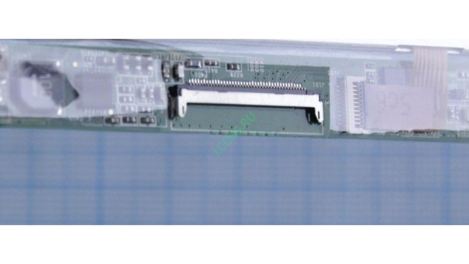"13.3"" B133EW06 V.0 WXGA 1280x800 Slim LED (40 pin mini right) Glossy"