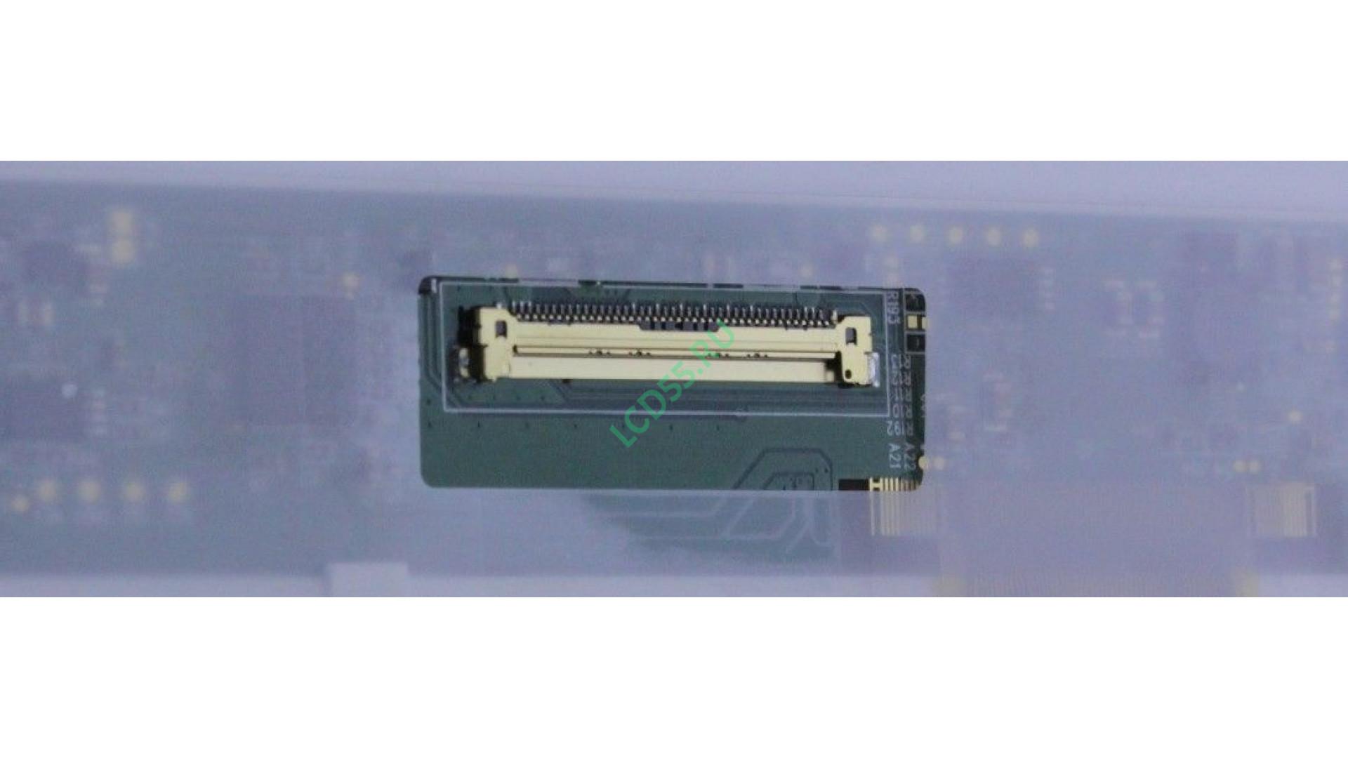 """13.4"""" N134B6-L01 REV.C1 WXGA HD 1366x768 LED (40 pin right) Matte"""