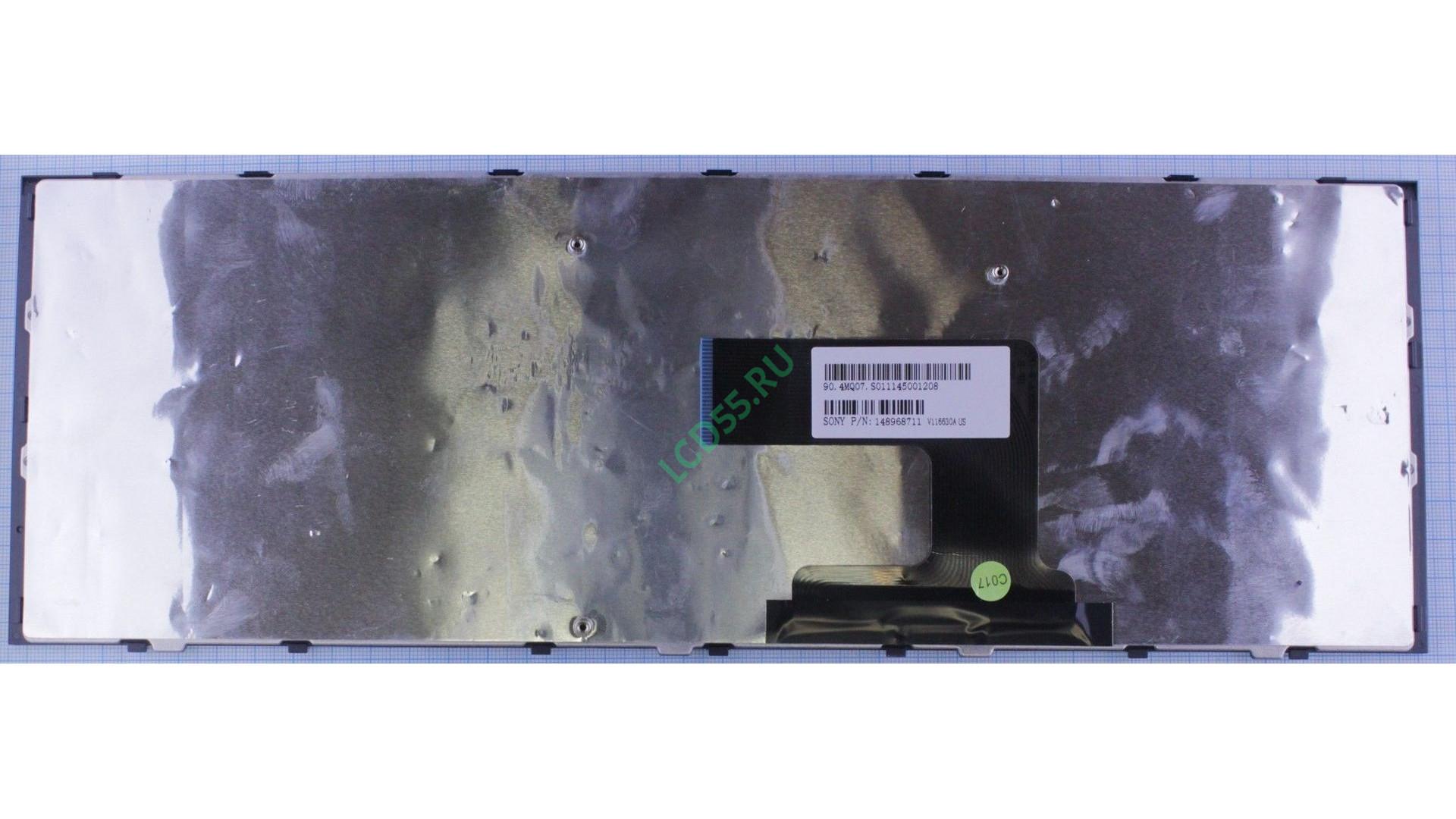 Клавиатура Sony Vaio VPC-EL series (чёрная)
