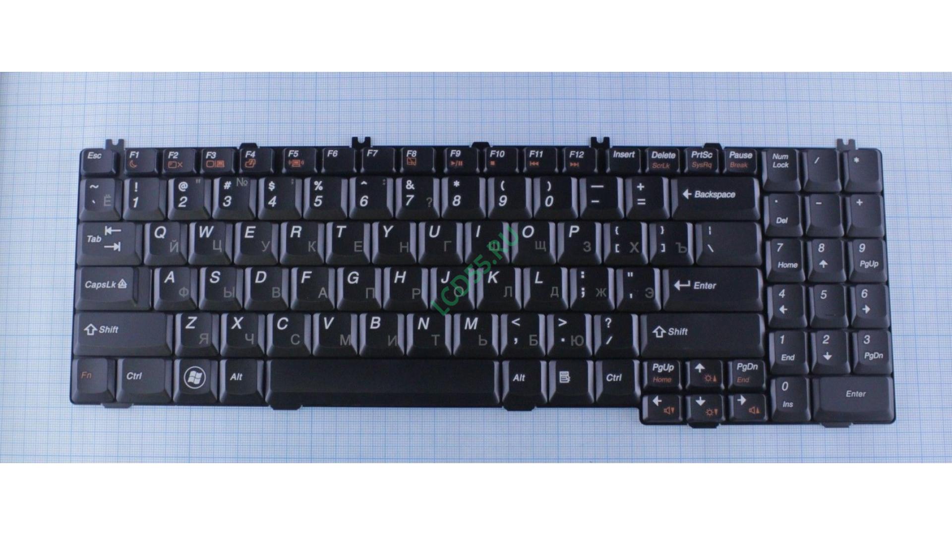 Клавиатура Lenovo G555