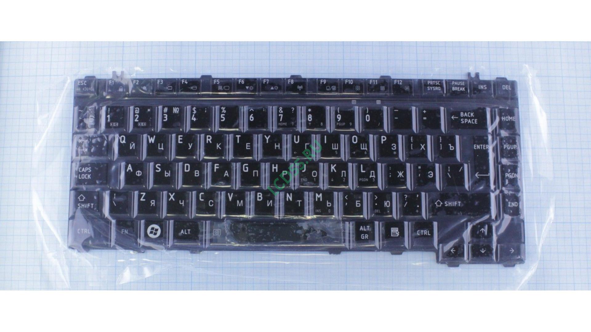 Клавиатура Toshiba Satellite A300