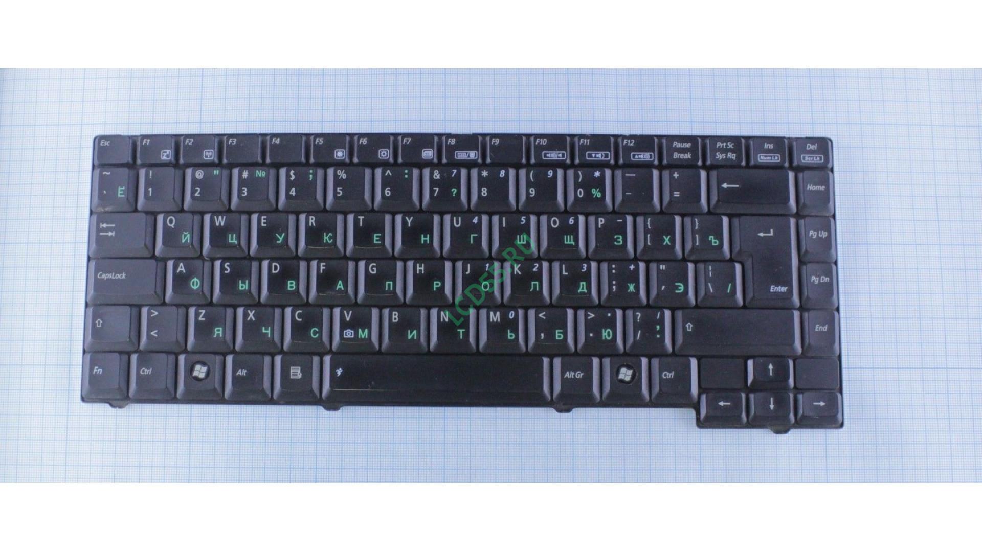 Клавиатура ASUS X50N, F5N, A4