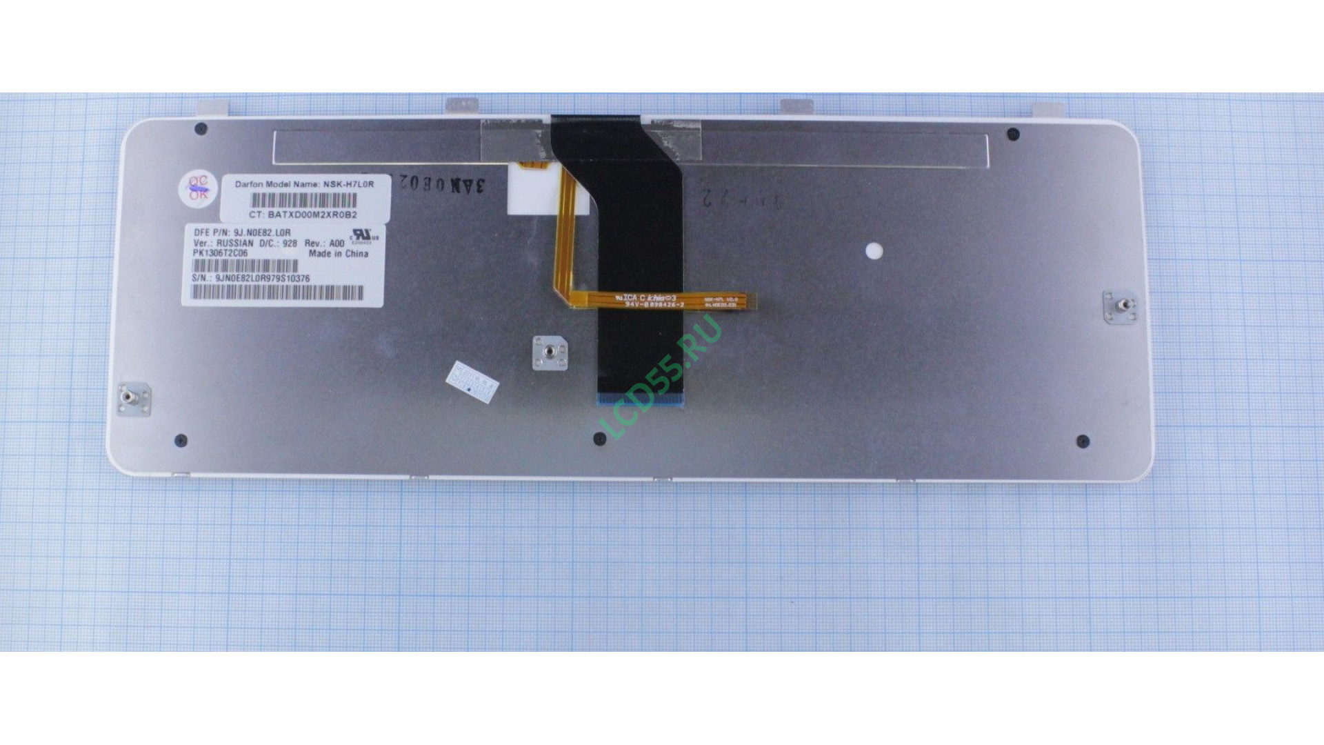 Клавиатура HP Pavilion DV3-2000