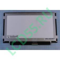 """10.1"""" HSD101PFW4-A00 WSVGA 1024x600 LED Slim (40 pin right) Matte б/у"""