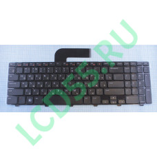 Клавиатура Dell Inspiron N5110, M5110, M511R, 15R, XPS 17, L702X (MP-10K73SU-442) (черная)