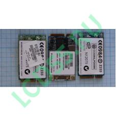 Wi-Fi miniPCIEx Broadcom BCM94311MCAG B/G