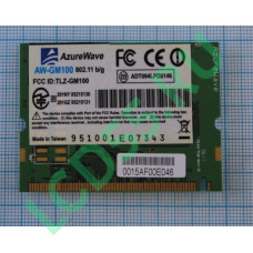 Wi-Fi miniPCI AzureWave AW-GM100  B/G