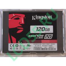 SSD Kingston SATA III 120Gb SUV300S37A/120G