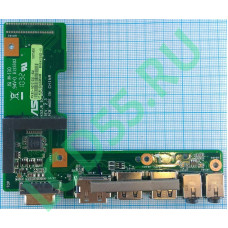 Плата интерфейсная Asus K52 series