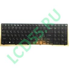 Клавиатура Packard Bell EasyNote LM81, LM82, 85, LM94, TM01, TM05, TM80, TM81