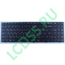 Клавиатура Lenovo B50-10, 100-15 черная
