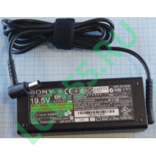 Блок питания Sony (ADP-90TH) VGP-AC19V26 90W 19.5V 4.7A