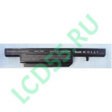 Аккумулятор DNS, DEXP C4500BAT-6, C4500 11.1V 5200mAh