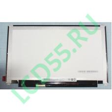"""13.3"""" B133XTN01.5 WXGA HD 1366x768 Slim LED (40 pin left) Matte"""
