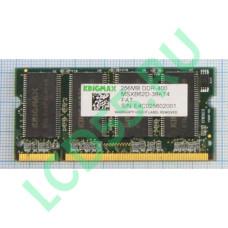Kingmax MSXB62D-38KT4 DDR1 SODIMM 256Mb 400MHz <PC-3200>