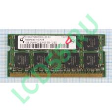 Qimonda HYS64T128021EDL-3S-B2 DDR-II 667Mhz SODIMM 1Gb <PC2-5300>