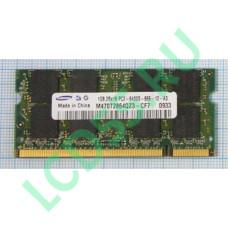 Память для ноутбука Samsung DDR-II 800Mhz SODIMM 1Gb <PC2-6400>