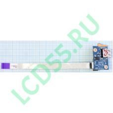 Плата USB Dell Inspiron 15-3521 (LS-9102P) б/у