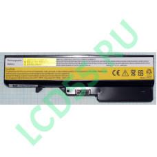 Аккумулятор L09C6Y02  Lenovo G460, G560, G570, V570,  11.1V 4400mAh