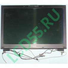 Крышка в сборе с матрицей Sony Vaio VGN-SZ750N б/у