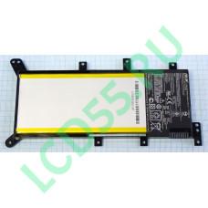 Аккумулятор Asus A555, F555, X555, R555 series C21N1347 7.6V 4775mA Original