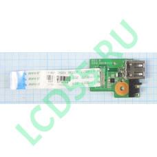 Плата USB HP Pavilion DV6-3000 (DA0LX6TB4D0) б/у