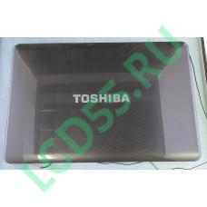 Крышка матрицы Toshiba Satellite L500D б/у