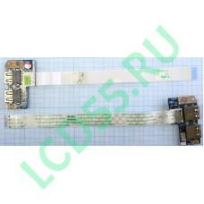 Плата USB Acer Aspire 5258 (PEW71 LS-6581P) б/у