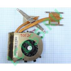 Система охлаждения в сборе с вентилятором Sony Vaio VPCEB series