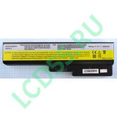 Аккумулятор Lenovo G450, G530, G555, G550 11.1V 5200mAh